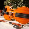 The prize for winner of 4th category: master bow given by Potzl violin workshop
