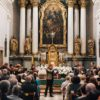 Festival concert on the 11st of May: Festive galaconcert of important laureates and winners of the Kocian's violin competition & chamber orchestra Praga Camerata